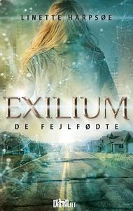 Exilium - De Fejlfødte (lydbog) af Li