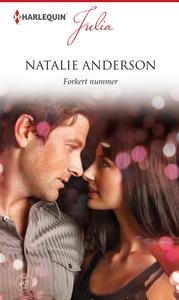 Forkert nummer (e-bog) af Natalie And