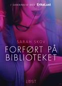 Forført på biblioteket - en erotisk novelle