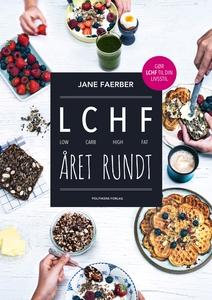 LCHF året rundt (e-bog) af Jane Faerb