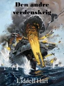 Den andre verdenskrig (ebok) av Liddell Hart