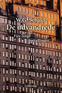 De udvandrede (e-bog) af W. G. Sebald
