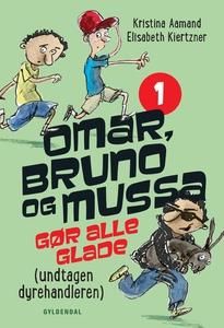 Omar, Bruno og Mussa gør alle glade (