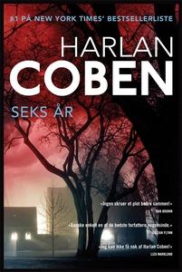 Seks år (lydbog) af Harlan Coben