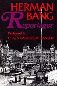 Reportager (e-bog) af Herman Bang