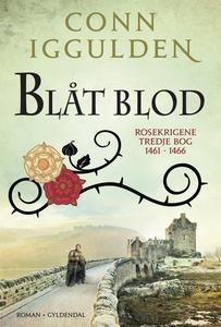 Blåt blod (e-bog) af Conn Iggulden