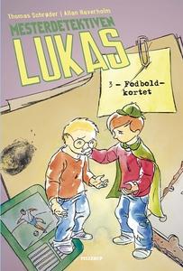 Mesterdetektiven Lukas #3: Foldboldko