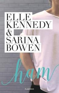 Ham (lydbog) af Elle Kennedy, Sarina