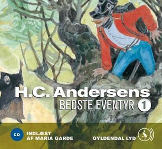 H.C. Andersens bedste eventyr 1 (lydb