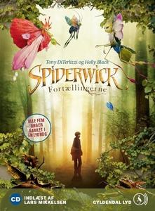 Spiderwick-fortællingerne 1-5 (lydbog