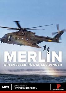 Merlin (lydbog) af Thomas Kristensen,