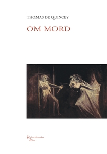 Om mord (e-bog) af Thomas de Quincey