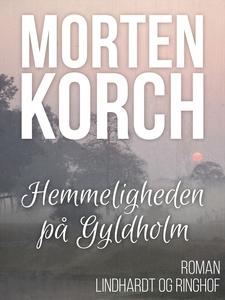 Hemmeligheden på Gyldholm (e-bog) af