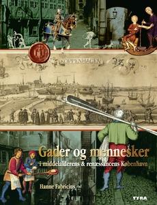 Gader og mennesker i middelalderens o