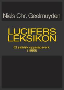 Lucifers Leksikon (ebok) av Niels Chr.  Geelm