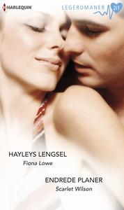 Hayleys lengsel / Endrede planer (ebok) av Fi
