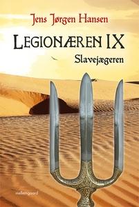 Legionæren IX – Slavejægeren (e-bog)