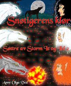 Snøtigerens klør bok 4 (ebok) av Anne Olga Ve