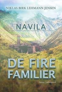 Navila (e-bog) af Niklas Birk Lehmann