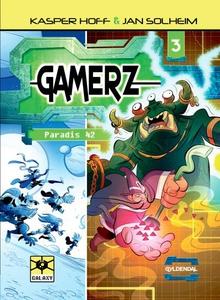 Gamerz 3 - Paradis 42 (lydbog) af Kas