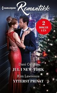 Jul i New York / Ytterst privat (ebok) av Dan
