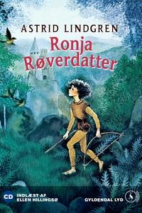 Ronja Røverdatter (lydbog) af Astrid