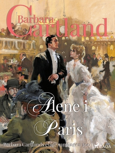 Alene i Paris (ebok) av Barbara Cartland
