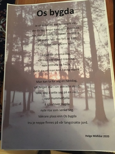 Os bygda (ebok) av Helge MIdtdal