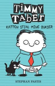 Timmy Taber 6: Katten stjal mine buks