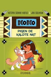 Koko 1 - Pigen de kaldte nat (lydbog)
