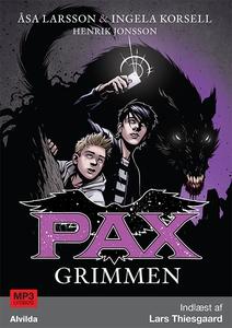 PAX 2: Grimmen (lydbog) af Åsa Larsso