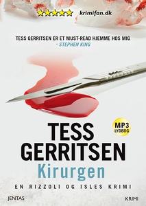 Kirurgen (lydbog) af Tess Gerritsen
