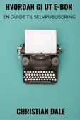Hvordan gi ut e-bok