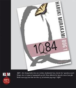 1Q84 bog 1 (lydbog) af Haruki Murakam