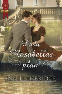 Lady Rosabellas plan (ebok) av Ann Lethbridge
