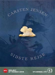 Sidste rejse (lydbog) af Carsten Jens
