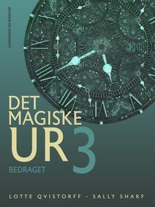 Det magiske ur 3 (e-bog) af Sally Sha