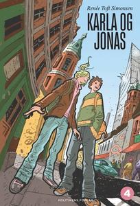 Karla og Jonas (lydbog) af Renée Toft