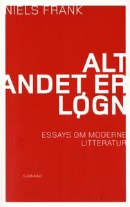 Alt andet er løgn (e-bog) af Niels Fr