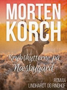 Krybskytterne på Næsbygård (e-bog) af