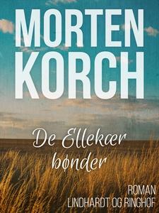 De Ellekær bønder (e-bog) af Morten K