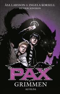 PAX 2: Grimmen (e-bog) af Åsa Larsson