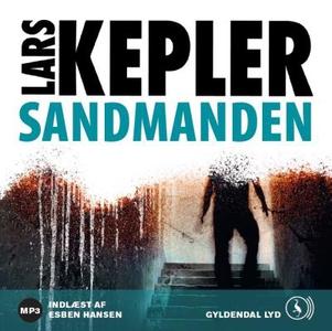 Sandmanden (lydbog) af Lars Kepler