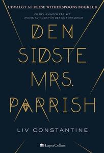 Den sidste mrs. Parrish (e-bog) af Li