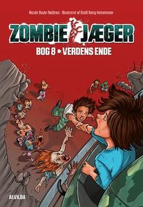 Zombie-jæger 8: Verdens ende (e-bog)