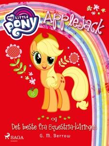 My Little Pony - Applejack og Det beste fra E