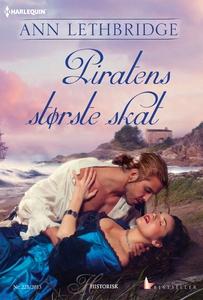 Piratens største skat (e-bog) af Ann