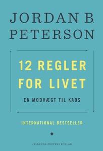 12 regler for livet (e-bog) af Jordan