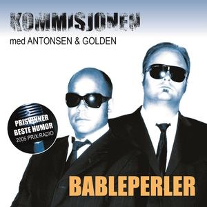 Kommisjonen - Bableperler Antonsen & Golden (