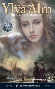 Vinterstorm (ebok) av Ida S.  Skjelbakken